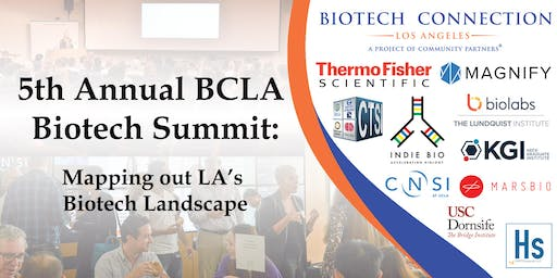 5th annual BCLA Biotech Summit