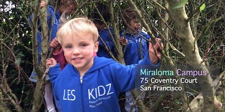 Open House - Les Kidz Miraloma tickets