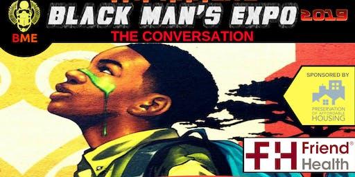 4th Annual Black Man's Expo 2019