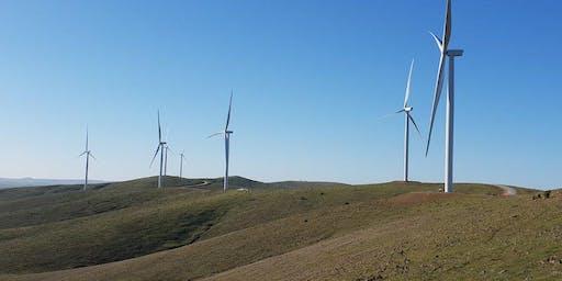Willogoleche Wind Farm Bus Tours