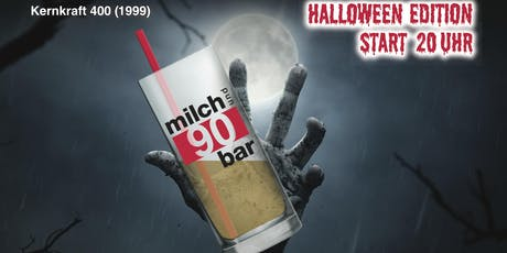 Milchbar90 Halloween Edition - VVK Tickets 4 €! Tickets