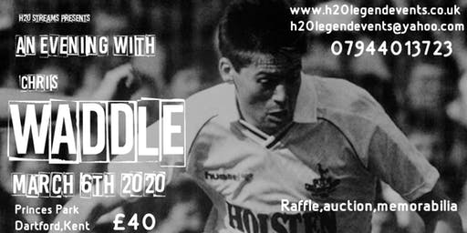 An Evening With Chris Waddle