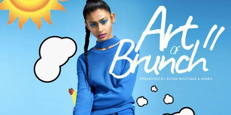 "Art of Brunch® II "" Vip Brunch x Day Party "" 11.23 @ Annex VIP 3rd Level  tickets"