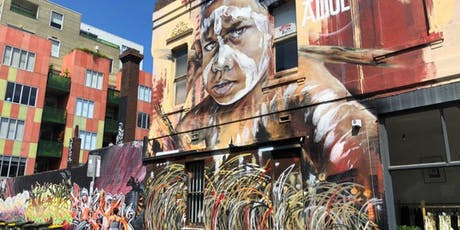 Discover Fitzroy - Street Art Walking Tour tickets