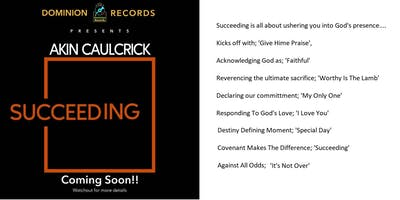 Launching of Album titled: Succeeding