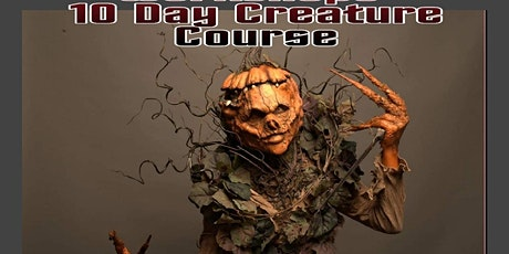 10 Day Monster Making FX Workshop tickets