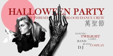 Twilight: Halloween Party  tickets