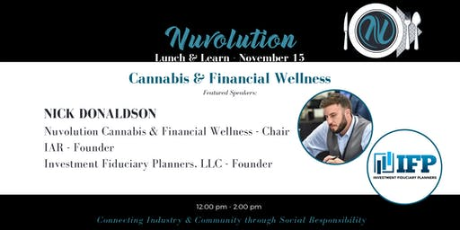 Nuvolution Lunch & Learn - November 15