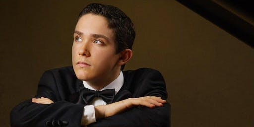 Talon Smith Solo Piano Concert - Presented by Steinway Piano -