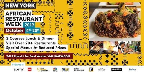 Assinie Restaurant tickets