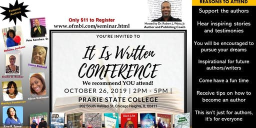 IT IS WRITTEN CONFERENCE