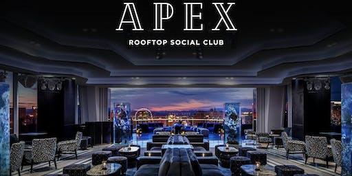 10.17 Rooftop Lounge Party @ Apex Rooftop Social Club Las Vegas