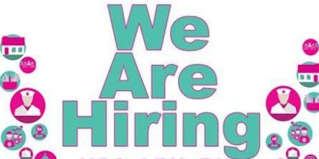 Nurse Next Door Job Fair- HCAs, PSWs, Cargivers, Foreign Nurses, Companions tickets