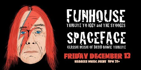 Fun House and SpaceFace tickets