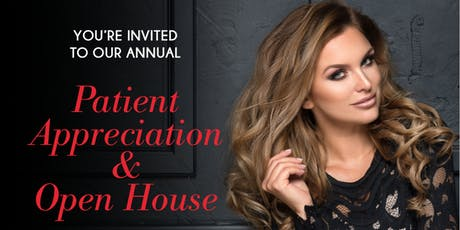 Inland Cosmetic Surgery & Ahava Medspa's Annual Patient Appreciation Event tickets