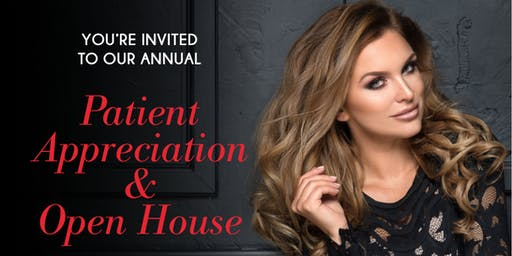 Inland Cosmetic Surgery & Ahava Medspa's Annual Patient Appreciation Event
