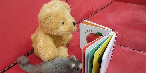 Tuesday 1, 2 BOOKS! - Orange Library