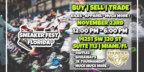 Sneaker Fest Florida (Buy-Sell-Trade Sneakers) (Apparel,Sneakers,Art) tickets