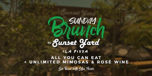 Sunday Brunch at The Sunset  Yard