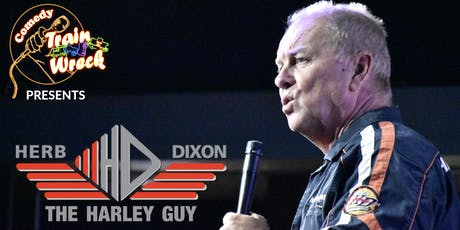 Train Wreck Comedy presents Herb Dixon LIVE! tickets