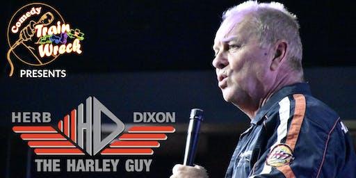 Train Wreck Comedy presents Herb Dixon LIVE!