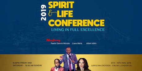 Spirit and Life Conference 2019 tickets
