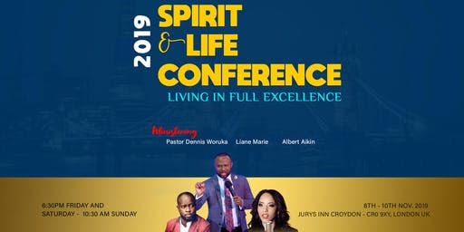 Spirit and Life Conference 2019