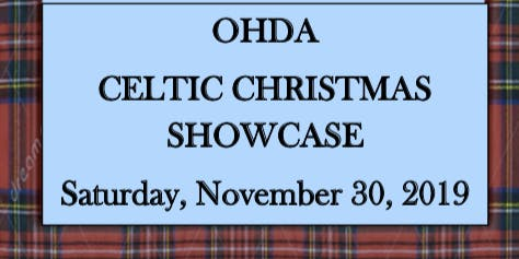 OHDA Celtic Christmas Showcase