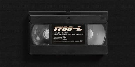 1788-L at Bassmnt tickets