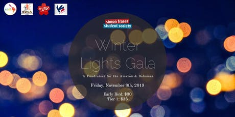 Winter Lights Gala tickets