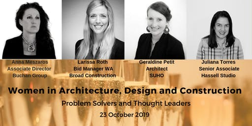 Women in Architecture Design and Construction