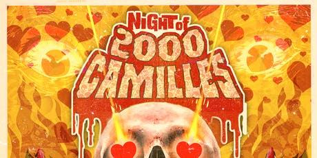 Night of 2000 Camilles tickets