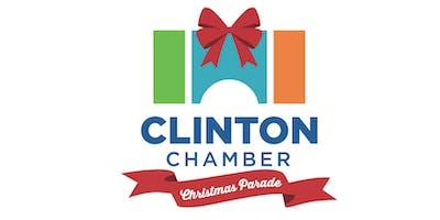 2019 Clinton Chamber Christmas Parade