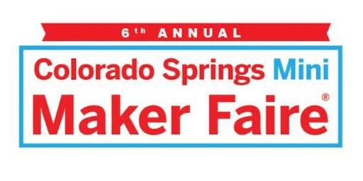 Colorado Springs Mini Maker Faire 2019