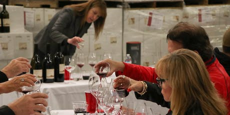 Riedel Wine Tasting Seminar with Red Car Wine tickets