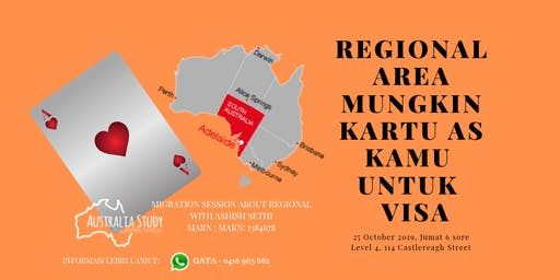 MIGRATION SESSION -REGIONAL PATHWAY