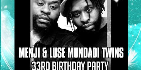 Twin birthday bash tickets
