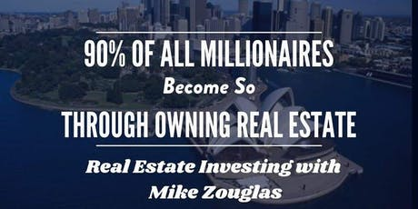 Building Wealth Through Real Estate tickets