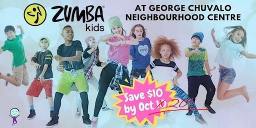 Zumba Kids @ George Chuvalo N. C.