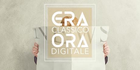 EraOra.  I 5 pilastri della Digital Transformation biglietti