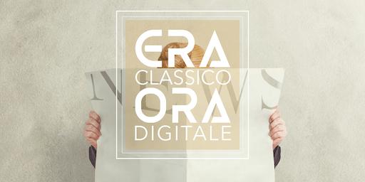 EraOra.  I 5 pilastri della Digital Transformation