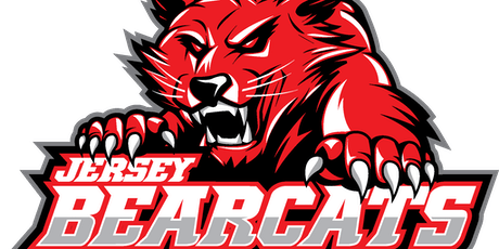 Jersey Bearcats Arena Football Team Final Tryout for 2020 season tickets