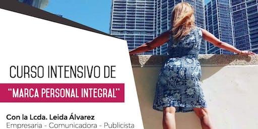 TALLER DE MARCA PERSONAL INTEGRAL 2da Edicion