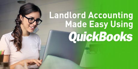 Landlord Accounting Made Easy Using Quickbooks (SD) tickets