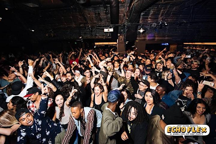 Echo Flex: a 2000s Era Hip Hop Party! image