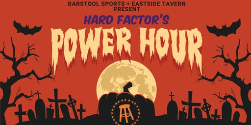 Barstool Sports Presents: Hard Factor's Halloween Power Hour