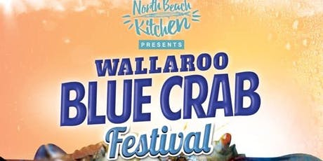 Wallaroo Blue Crab Festival - Free event - All Ages - October 27th tickets