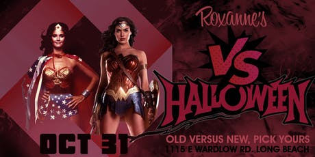 Roxanne's Halloween-Old vs New! tickets