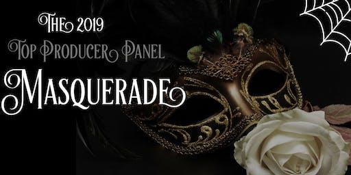 The 2019 Top Producer Panel Masquerade