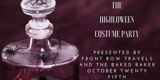 The HIGHloween Costume Party by Front Row Travels and the Baked Baker.
